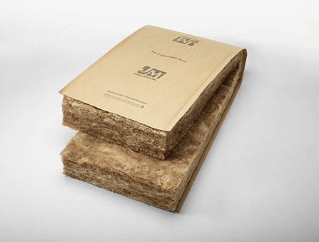batts and roll insulation